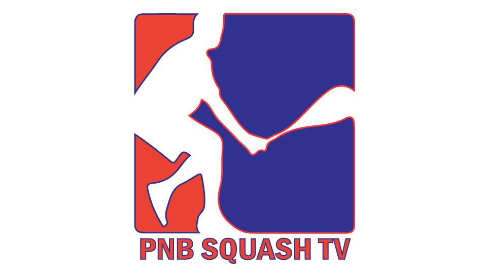 logo for PNB Squash