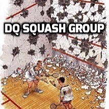 logo for DQ SQUASH GROUP