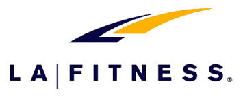 logo for LA Fitness 167