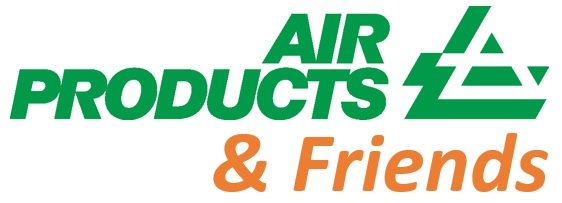 logo for Air Products & Friends