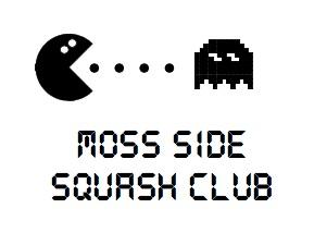 logo for Mossside Community Squash Club