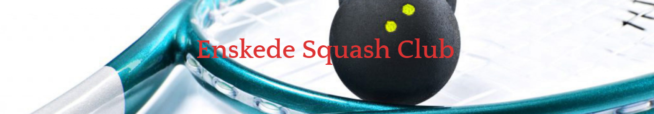 logo for Enskede Squash Club