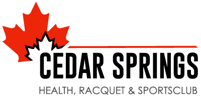 logo for Cedar Springs Health Racquet & Sportsclub