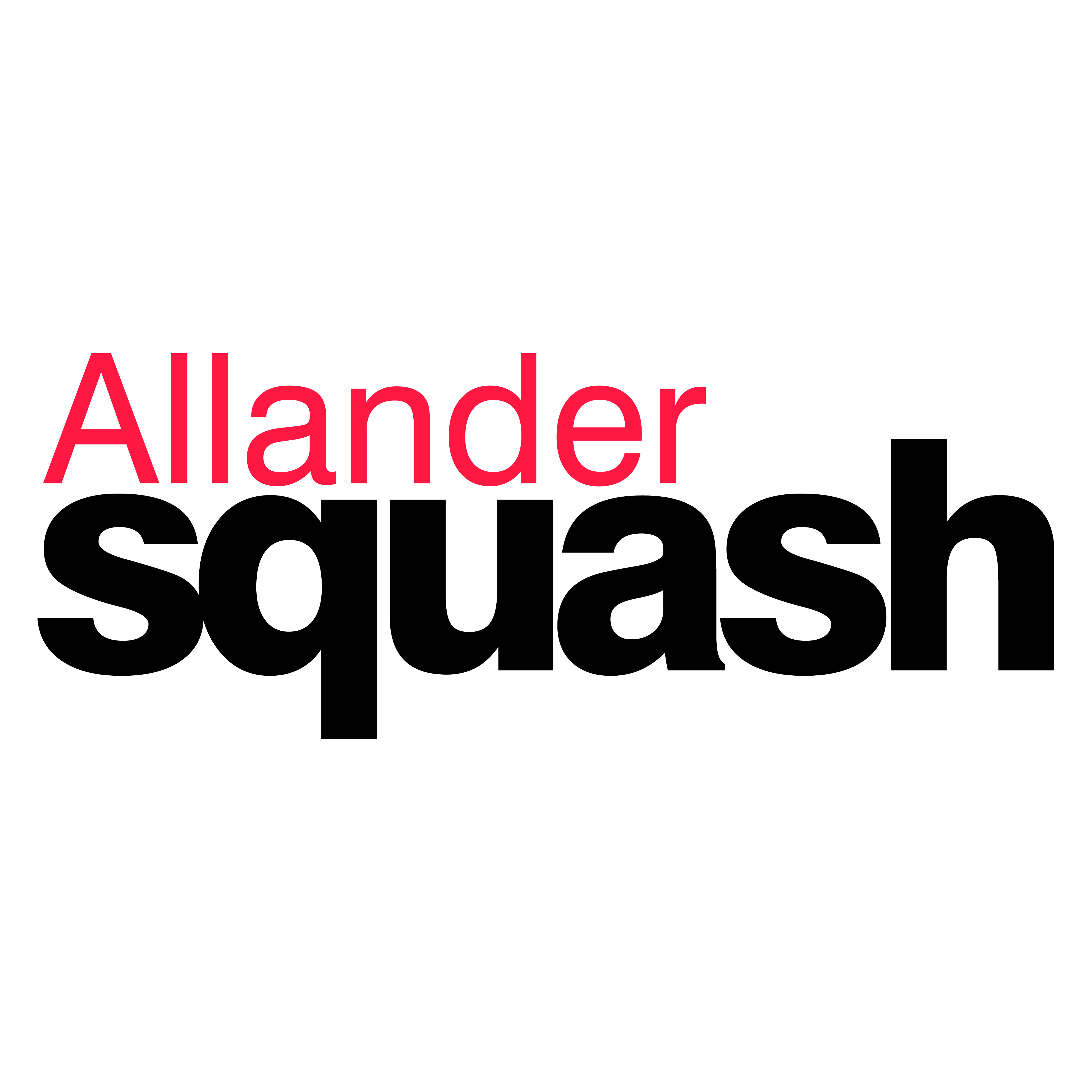 logo for Allander Squash Club