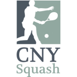 logo for CNY Squash