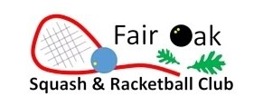 logo for Fair Oak Squash Club
