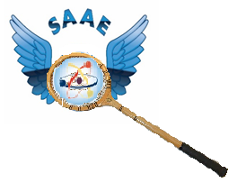 logo for SAAE Squash Ladder (Kiss My Ace)