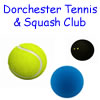 logo for Dorchester Tennis & Squash Club