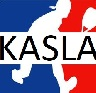 logo for Knotch Amature Squash League Association (KASLA)