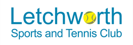logo for Letchworth Sports and Tennis Club