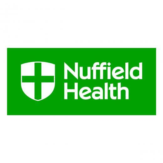 logo for Nuffield Health Bloomsbury