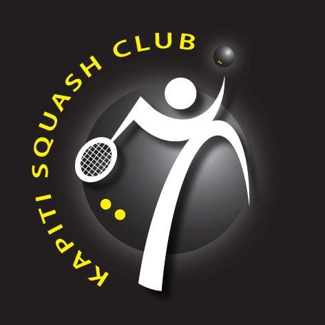 logo for Kapiti Squash Club