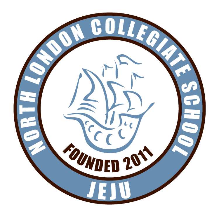 logo for NLCS Jeju
