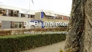 logo for Baanbreker Tafeltennis Champions Cup