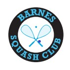 logo for Barnes Squash Club