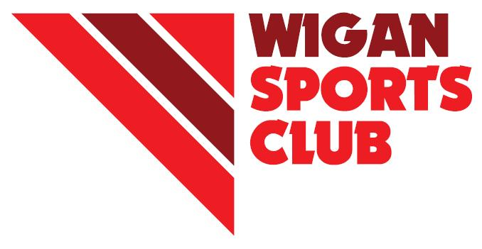 logo for Wigan Squash Club