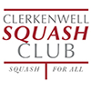 logo for Clerkenwell Squash FLC